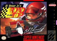 Al Unser Jr.'s Road to the Top Box Art