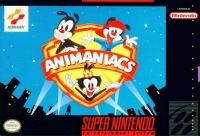 Animaniacs Box Art