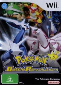 Pokémon Battle Revolution Box Art