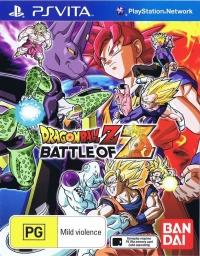 Dragon Ball Z: Battle of Z Box Art