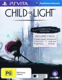 Child of Light - Complete Edition Box Art
