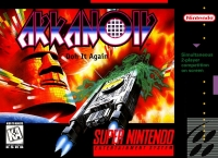 Arkanoid: Doh it Again Box Art
