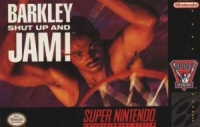 Barkley Shut Up and Jam! Box Art