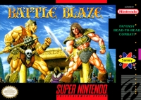 Battle Blaze Box Art