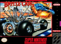 Battle Cars Box Art