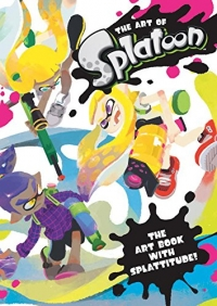 Art of Splatoon, The Box Art