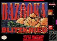 Bazooka Blitzkrieg Box Art