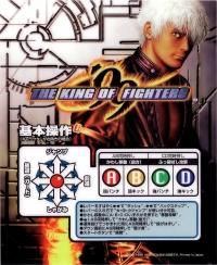 King of Fighters '99, The Box Art