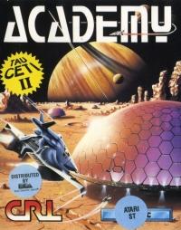 Academy: Tau Ceti II [DE] Box Art