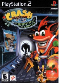 Crash Bandicoot: The Wrath of Cortex Box Art