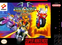 Biker Mice From Mars Box Art