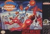 Bill Laimbeer's Combat Basketball Box Art
