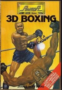 3D Boxing Box Art