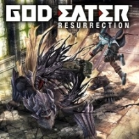 GOD EATER: Resurrection Box Art