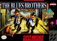 Blues Brothers, The Box Art