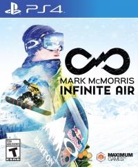 Mark McMorris Infinite Air Box Art