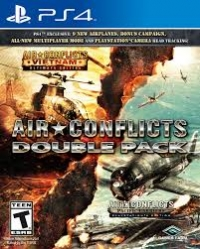 Air Conflicts: Double Pack Box Art