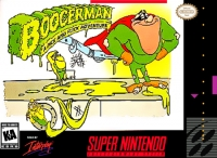 Boogerman: A Pick and Flick Adventure Box Art