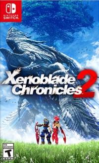 Xenoblade Chronicles 2 Box Art
