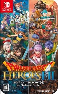 Dragon Quest Heroes I・II for Nintendo Switch Box Art