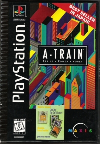 A-Train (Long Box) Box Art