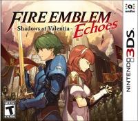 Fire Emblem Echoes: Shadows of Valentia Box Art