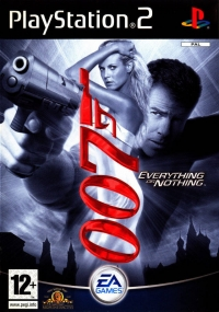 007: Everything or Nothing [NL] Box Art
