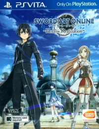 Sword Art Online: Hollow Realization Box Art