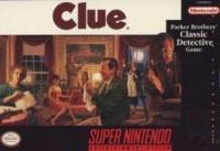 Clue Box Art