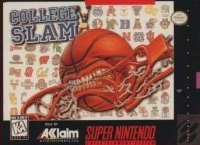 College Slam Box Art