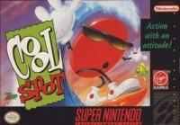 Cool Spot Box Art