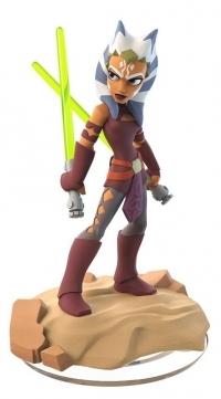 Ahsoka Tano - Disney Infinity 3.0 Figure [EU] Box Art