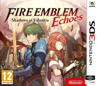 Fire Emblem Echoes: Shadows of Valentia [UK] Box Art