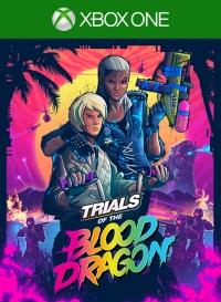 Trials of the Blood Dragon Box Art