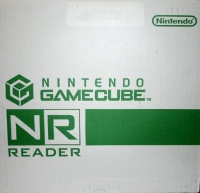 Nintendo GameCube - NR Reader [NA] Box Art