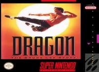 Dragon: The Bruce Lee Story Box Art