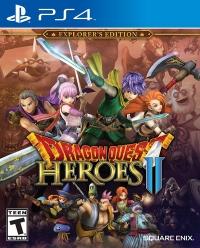 Dragon Quest Heroes II - Explorer's Edition Box Art