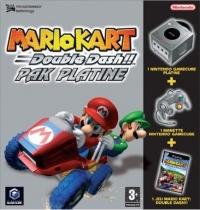 Nintendo Gamecube Mario Kart Double Dash Pak Platine