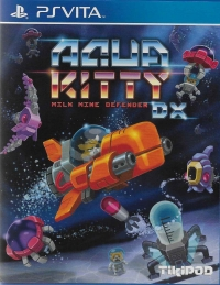 Aqua Kitty: Milk Mine Defender DX Box Art