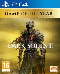 Dark Souls III - The Fire Fades Edition - Game of the Year Edition Box Art