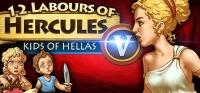 12 Labours of Hercules V: Kids of Hellas - Platinum Edition Box Art