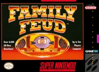 Family Feud Box Art