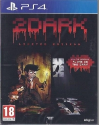 2Dark - Limited Edition Box Art