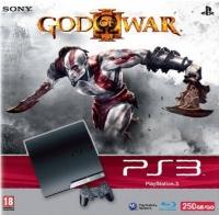 Sony PlayStation 3 CECH-2004B - God of War III Box Art