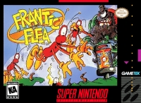 Frantic Flea Box Art