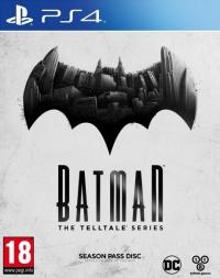 Batman: The Telltale Series Box Art