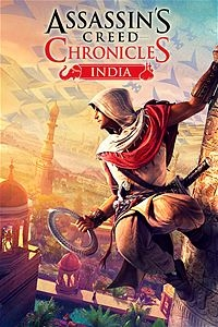 Assassin's Creed Chronicles India Box Art