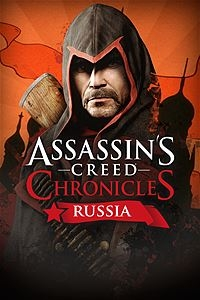 Assassin's Creed Chronicles Russia Box Art