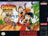 Disney's Goof Troop Box Art