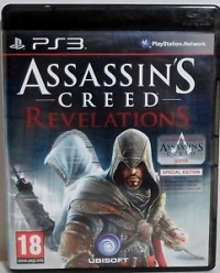 Assassin's Creed: Revelations - Special Edition Box Art